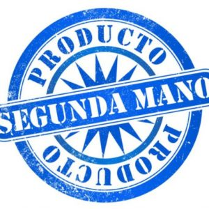 OUTLET - PRODUCTOS 2ª MANO